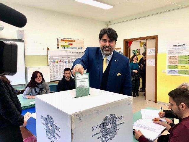 Elezioni Sardegna Il Voto Dei Candidati Photogallery Rai News
