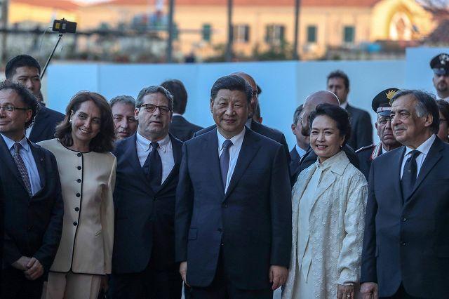 Xi Jinping a Palermo, protocollo rigido e niente inglese$