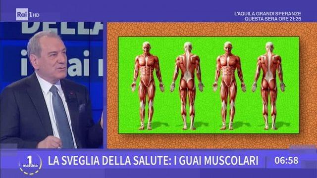 Risultati immagini per strappi muscolari rai
