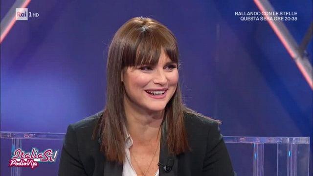 """Lorena Bianchetti: """"Ora Sono Mamma!"""""""