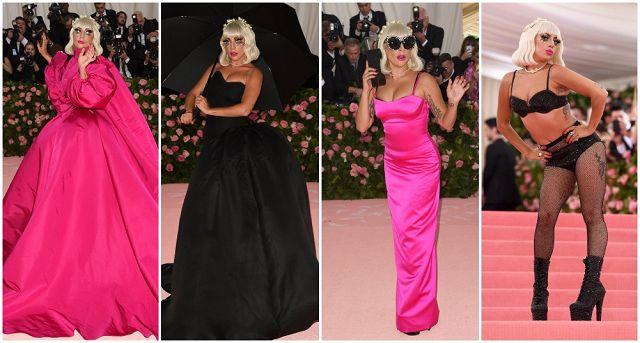 f52fdfd00cb0 Dall abito matrioska di Lady Gaga al lampadario di Katy Perry  i look  esagerati del Met Gala 2019