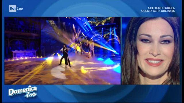 Manuela Arcuri: Il Percorso A Ballando Con