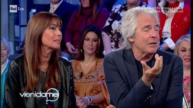 Tullio Solenghi E Sua Moglie Laura