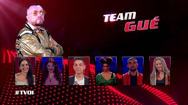 The Voice of Italy - I Best Six del #TeamGuè - video - RaiPlay
