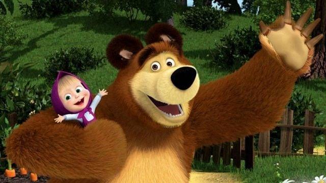 Masha e orso affari di scimmie video raiplay