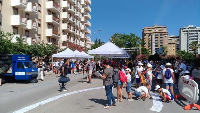 Via D'Amelio, 27 anni dopo. Palermo ricorda Borsellino e gli agenti della scorta – Photogallery – Rai News