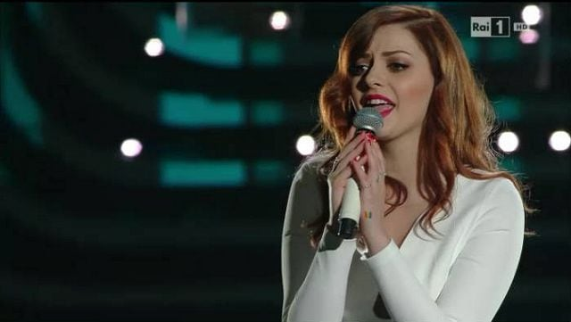 Video rai tv sanremo 2016 annalisa il diluvio for Radio parlamento diretta